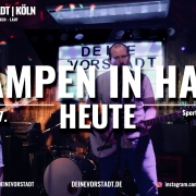 Flyer Campen in Hain 2018